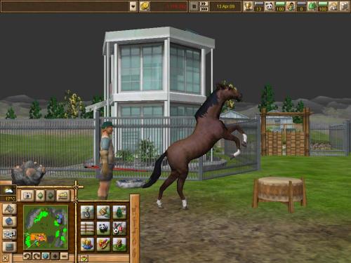 电驴大全 游戏 pc 野生动物园大亨2:马场游乐园