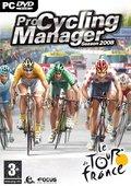 职业自行车队经理2008 海报