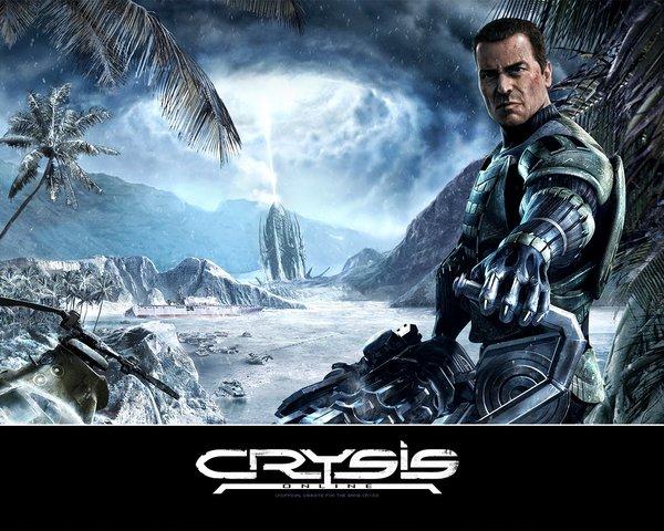 孤岛危机(crysis) - 游戏图片