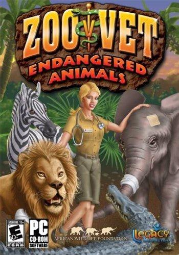 动物园兽医 濒危物种 Zoo Vet Endangered Animals